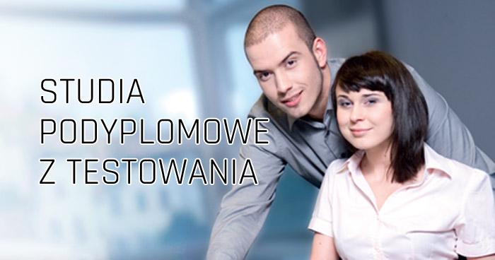 Studia podyplomowe z testowania w Chorzowie i Bydgoszczy!