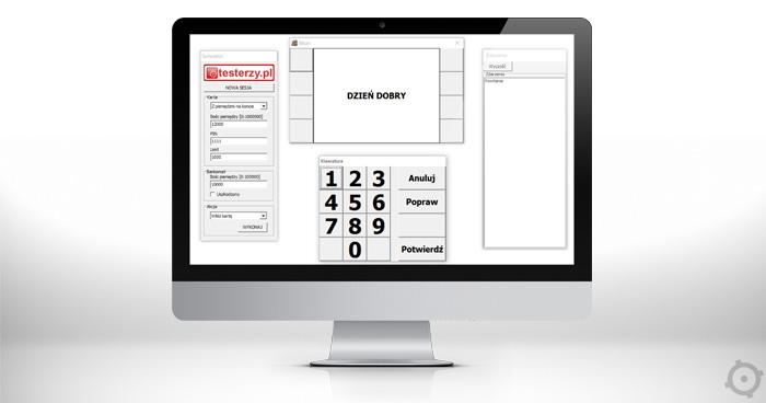 Symulator bankomatu - narzędzie edukacyjne