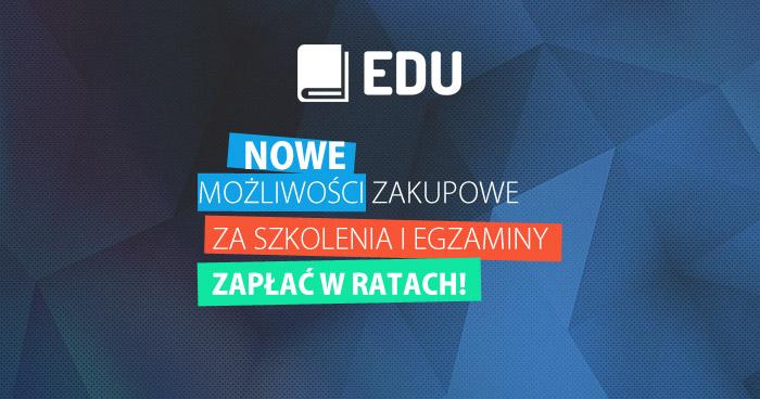 Szkolenia i egzaminy testerzy.pl na raty!