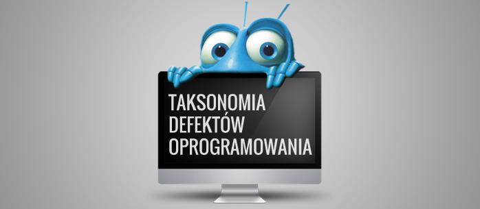 Taksonomia defektów oprogramowania