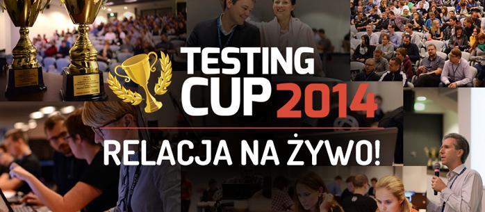 Jesteśmy na TestingCup