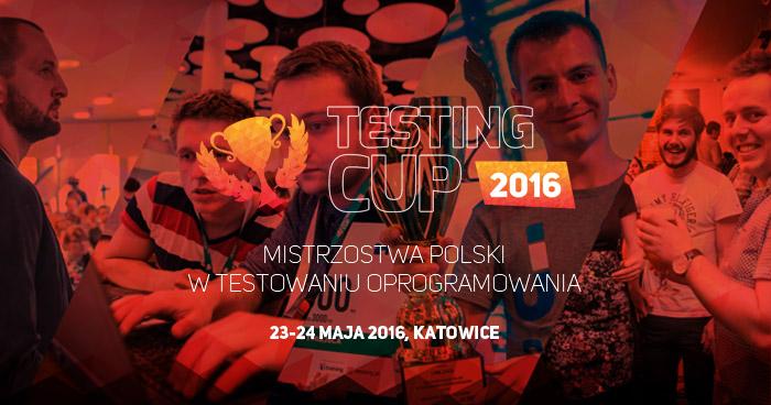 TestingCup 2016 – pierwsze informacje! [AKTUALIZACJA]