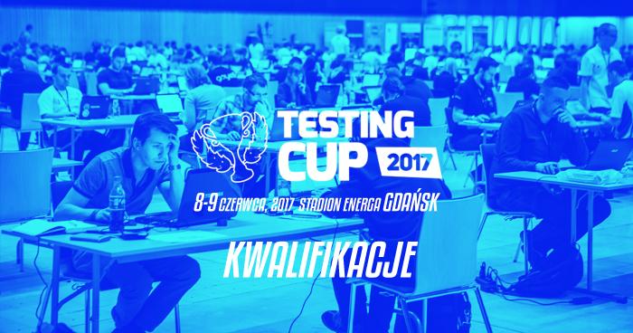 Zapisy na zawody TestingCup 2017 zakończone. Kwalifikacje.