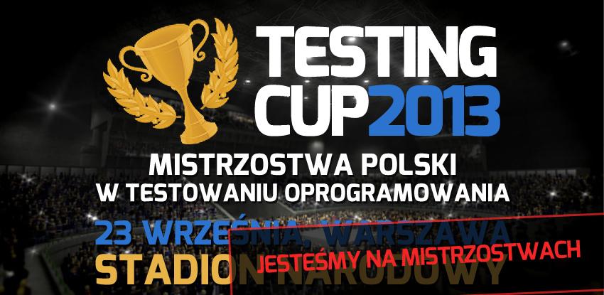 Mistrzostwa Polski w testowaniu oprogramowania