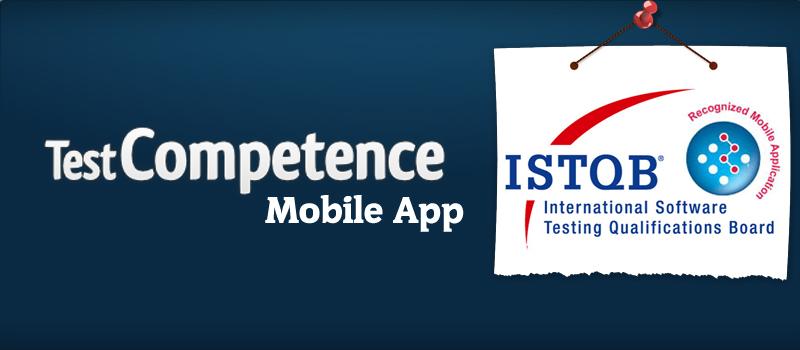 Mobilne TestCompetence z wszystkimi egzaminami ISTQB