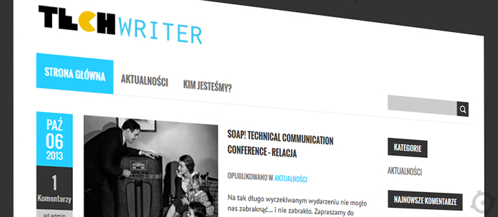 Kim jest technical writer?