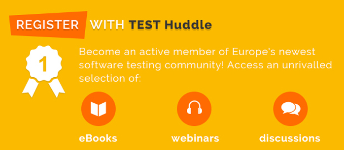 Nowy serwis społeczności testerskiej - TestHuddle