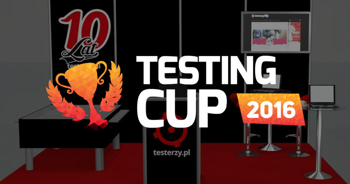 testerzy.pl na TestingCup 2016