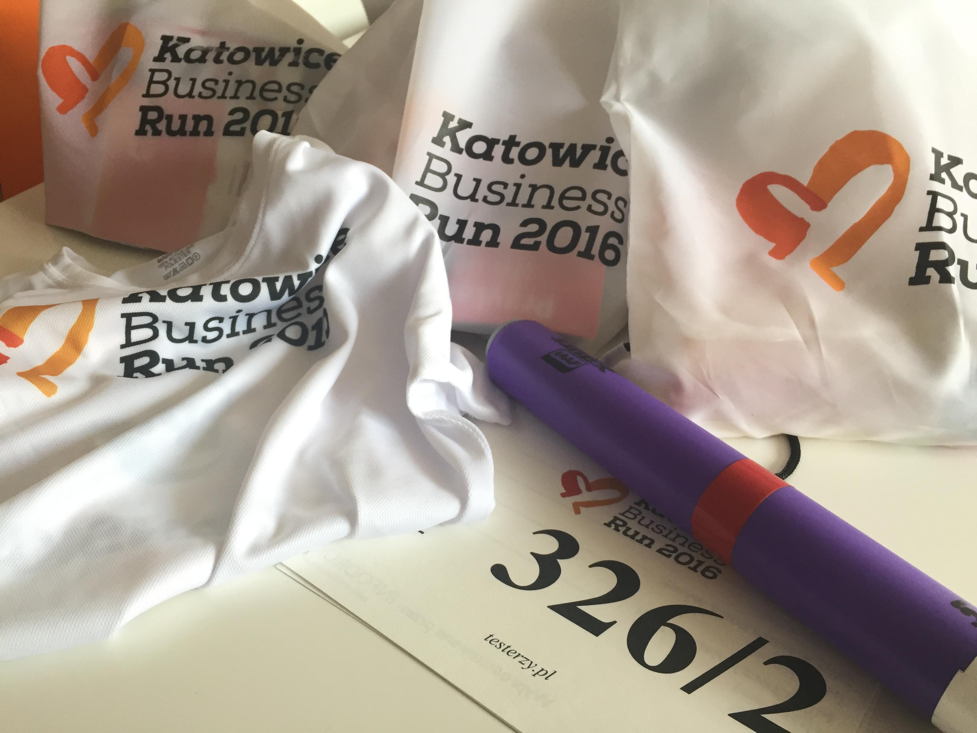 testerzy.pl na katowickim Business Runie 2016