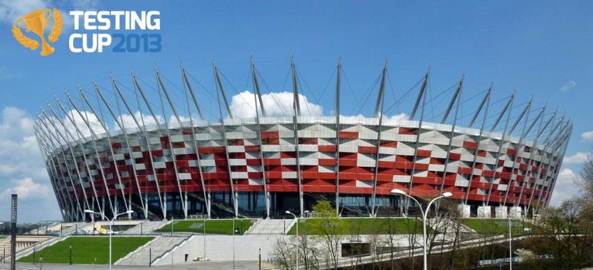 TestingCup2013 na Stadionie Narodowym