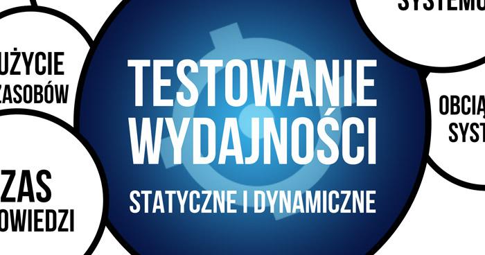 Testowanie wydajności w testerzy.pl