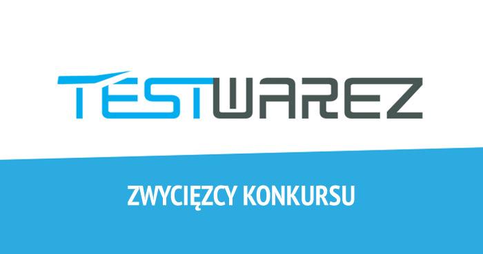 Zwycięzcy konkursu na typy w agendzie Testwarez