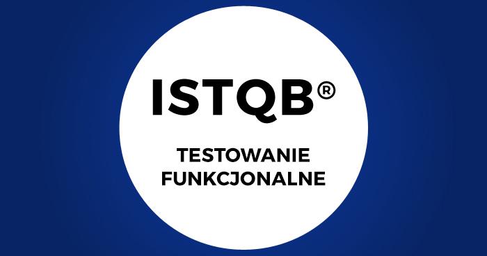 Testowanie funkcjonalne w ISTQB