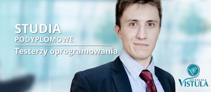 Studia podyplomowe: testerzy oprogramowania