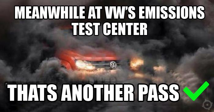 Volkswagen, czyli dlaczego nie warto oszukiwać na testach?