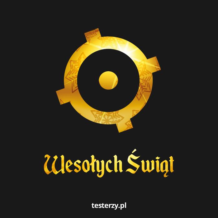 Wesołych Świąt od Zespołu testerzy.pl!