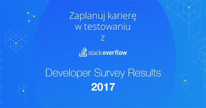 Kariera testerska a Stack Overflow