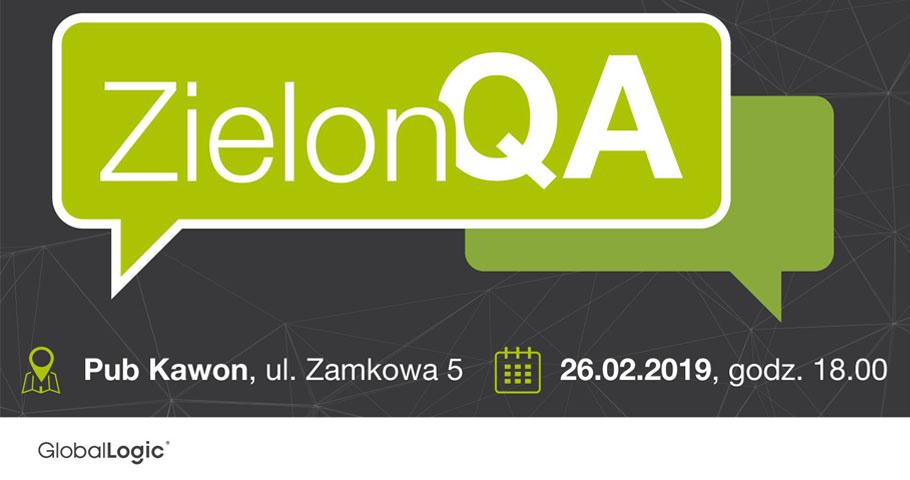 ZielonQA #1 - zielonogórska grupa pasjonatów QA