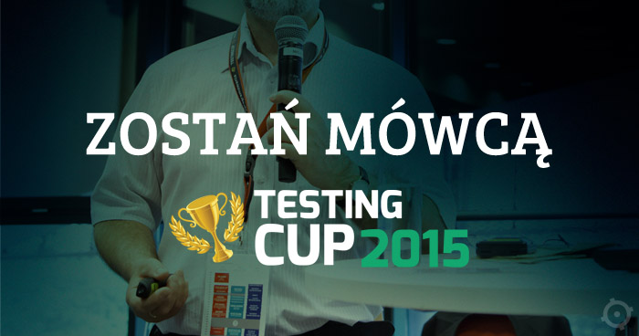 CfP na TestingCup 2015!