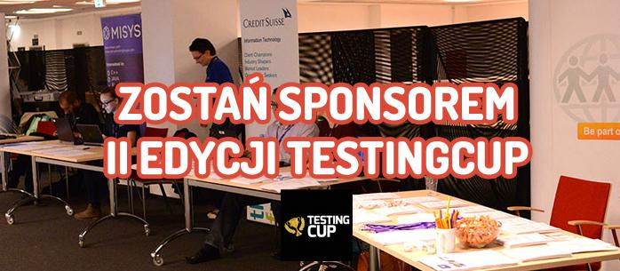 Zostań partnerem TestingCup 2014!