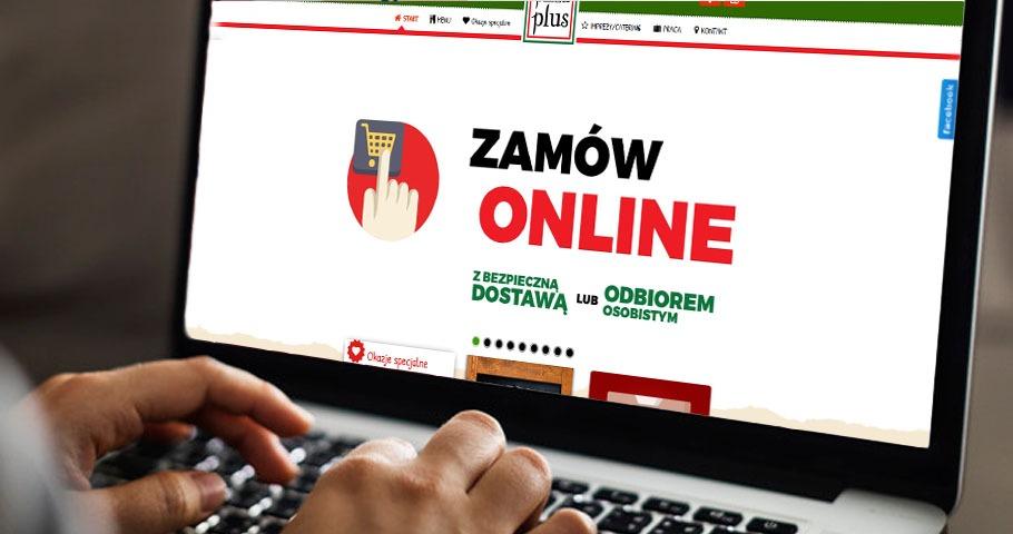 Projekt: sklep internetowy dla restauracji