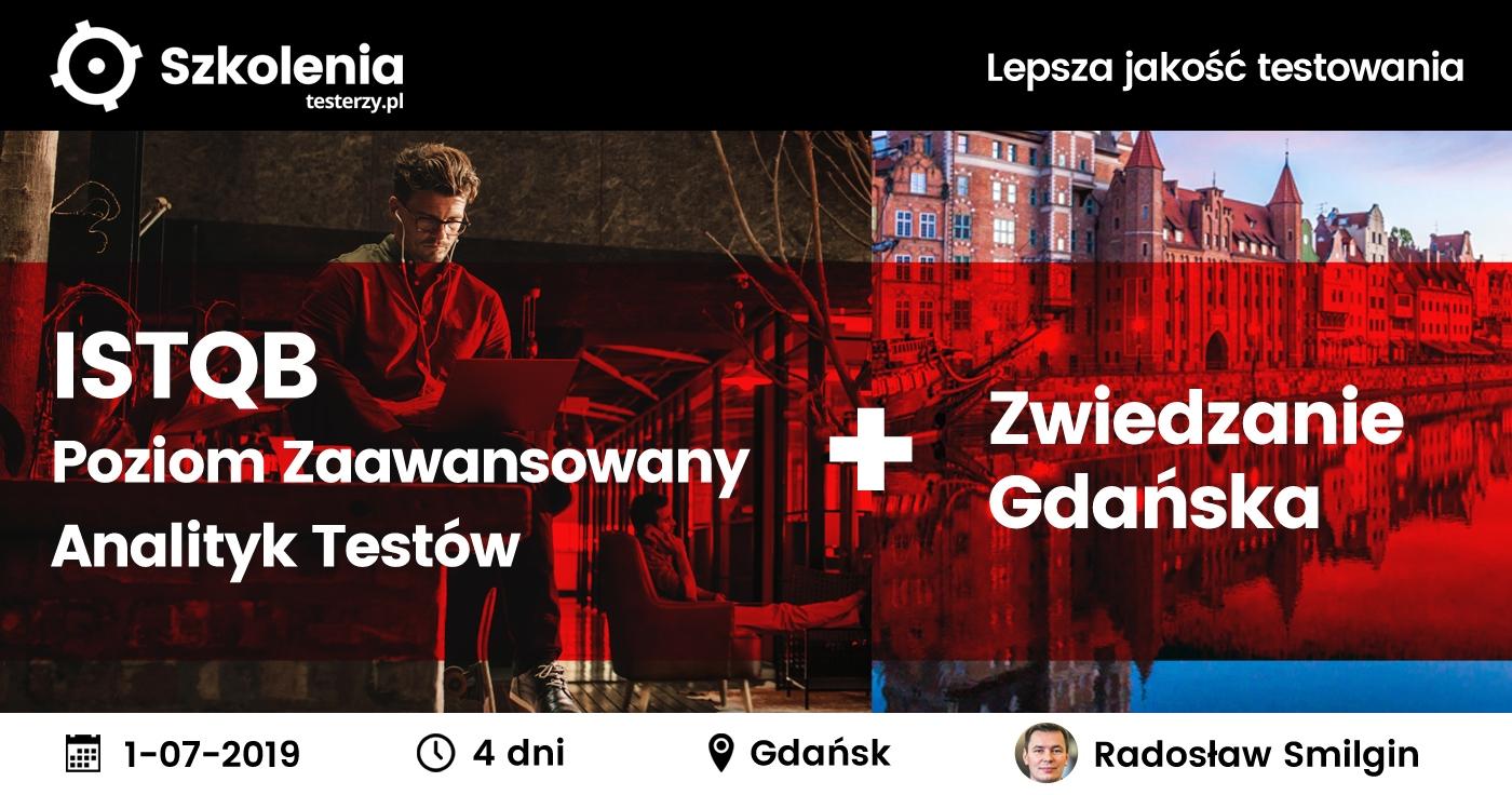 Rozwijaj swoje kompetencje i zwiedzaj Gdańsk