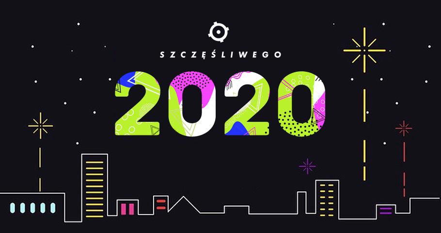 Życzenia Noworoczne 2020!