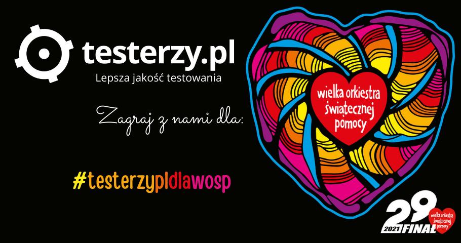 29. Finał WOŚP - Ty udostępniasz, my wpłacamy!