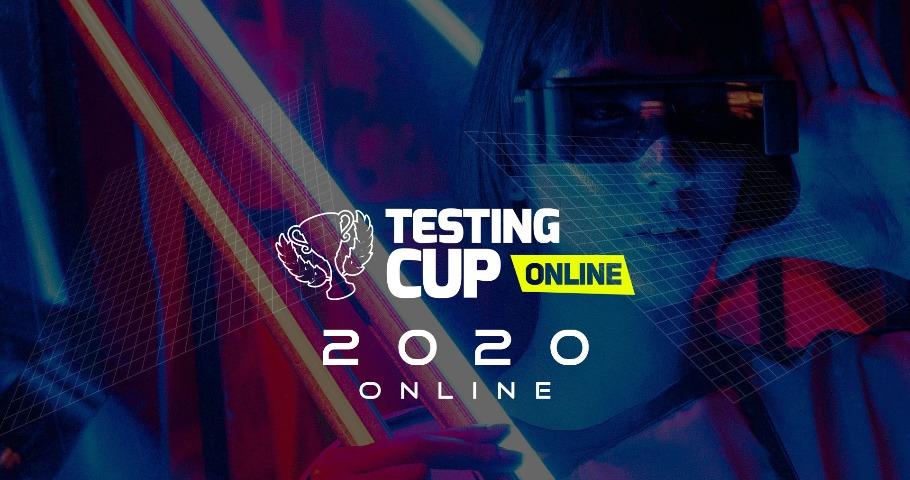 TestingCup 2020 online!