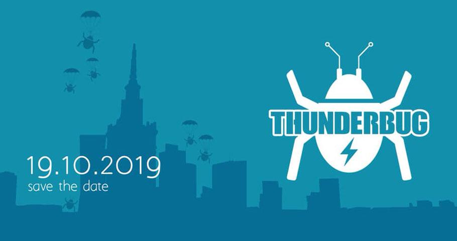 ThunderBUG czyli hackathon testerski odbędzie się po raz trzeci w Warszawie