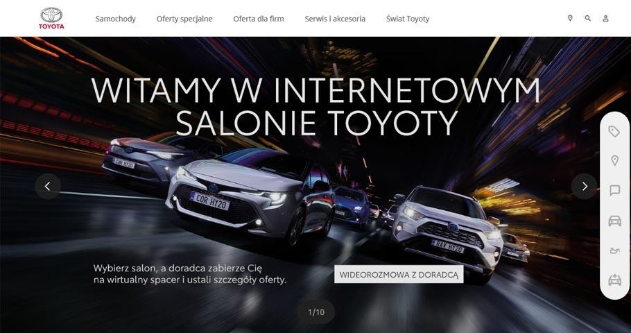 Toyota.pl – tworzenie oprogramowania bez testowania