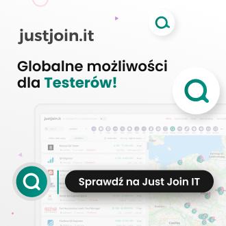 Just join IT - Globalne możliwości dla testerów