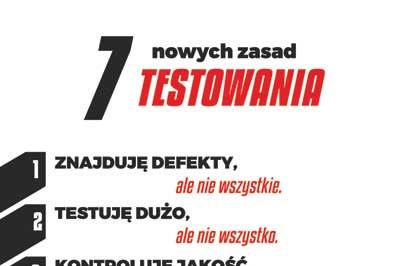 7 nowych zasad testowania